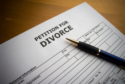 divorce petition uk